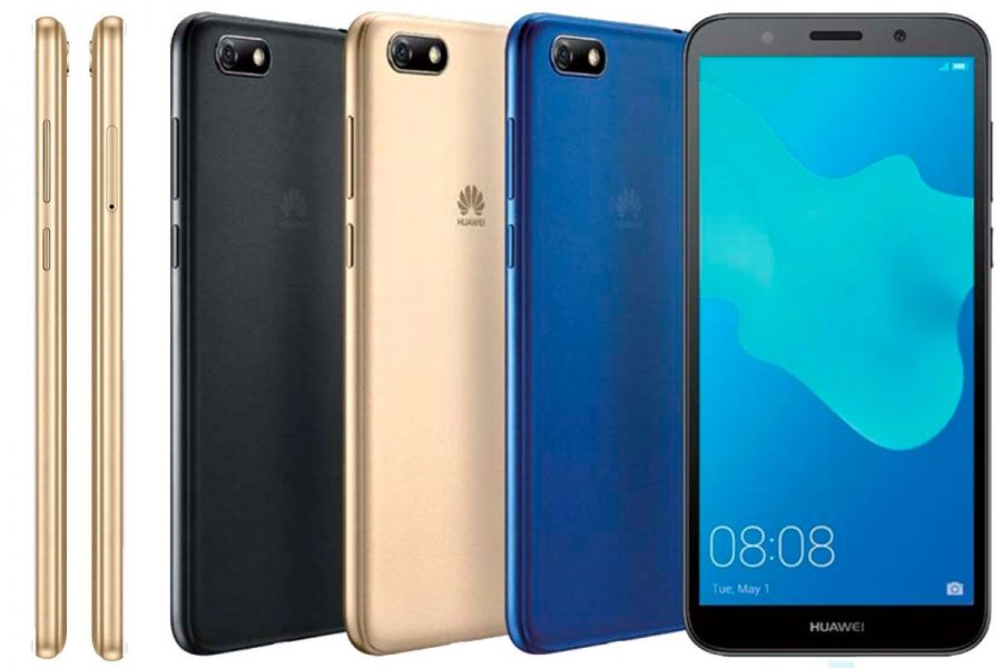 Хороший бюджетный смартфон 2019 Huawei Y5 Prime