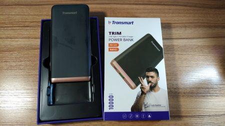 Обзор PowerBank Tronsmart Trim 10000