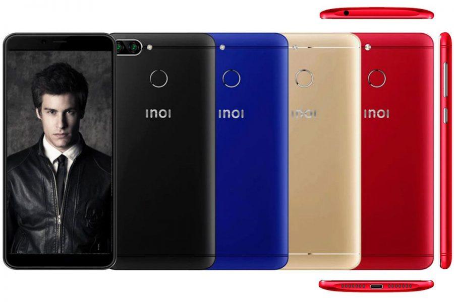 Бюджетный смартфон 2019 INOI 5 Pro