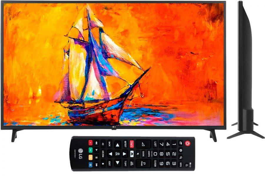 UHD-телевизор 2019 LG 43UK6200
