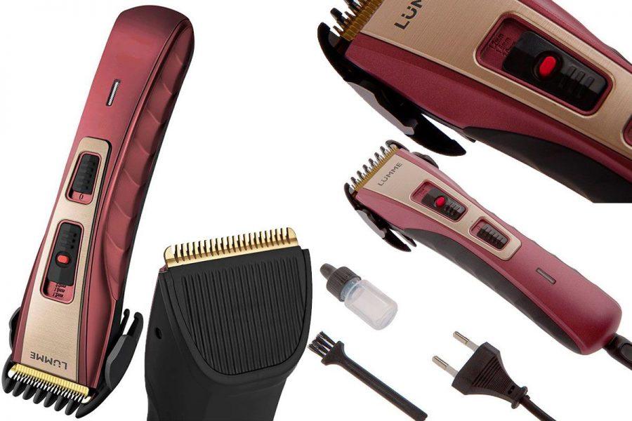 Электробритва с триммером для бороды