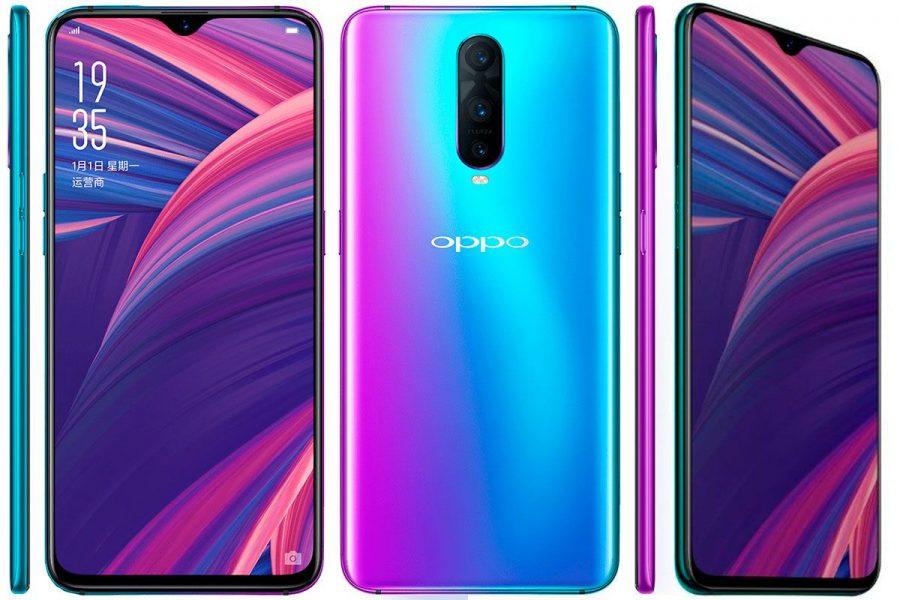 Смартфон с отличной камерой 2019 OPPO RX17 Pro