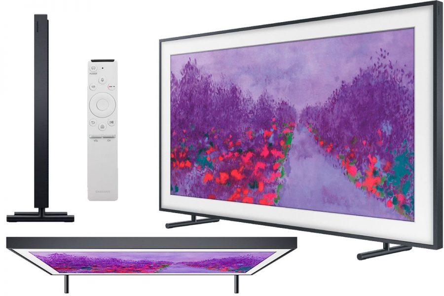 Качественный 49-дюймовый телевизор UHD 2019 Samsung UE49LS03NAU