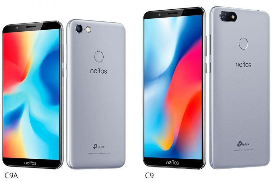 Бюджетный качественный смартфон 2019 TP-LINK Neffos C9