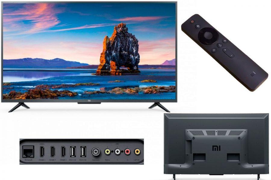 43-дюймовый UHD телевизор 2019 Xiaomi Mi TV 4S