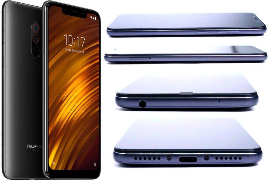 Камерофон 2019 Xiaomi Pocophone F1