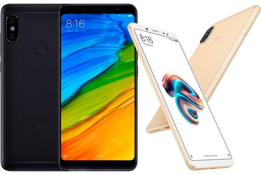 Хороший бюджетный смартфон Xiaomi Redmi Note 5