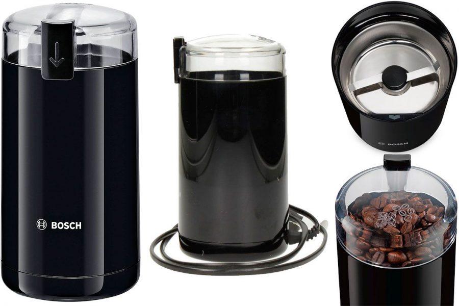 Лучшая электрическая кофемолка Bosch MKM 6000/6003