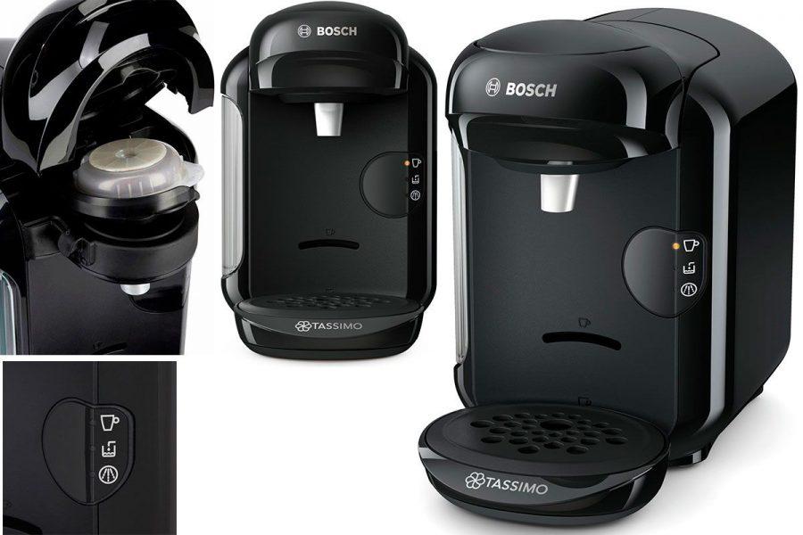 Капсульная кофеварка Bosch TAS 1402/1403/1404/1407 Tassimo