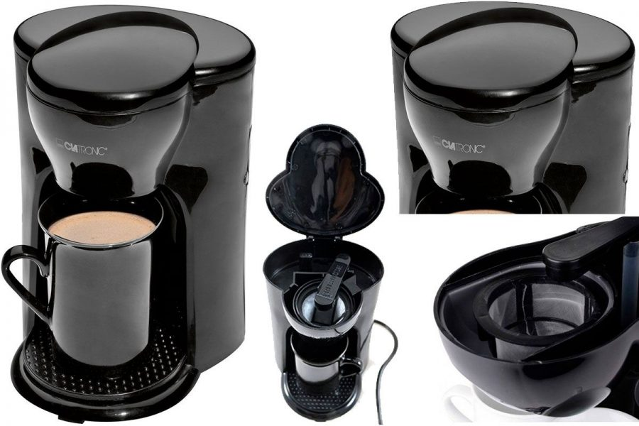 Кофеварка капельная Clatronic KA3356