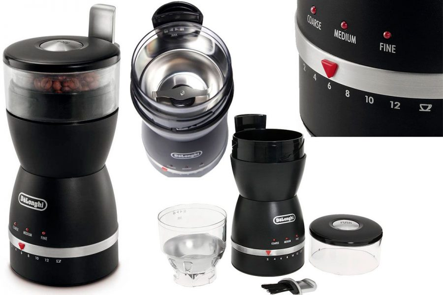 Электрическая кофемолка De'Longhi KG 49
