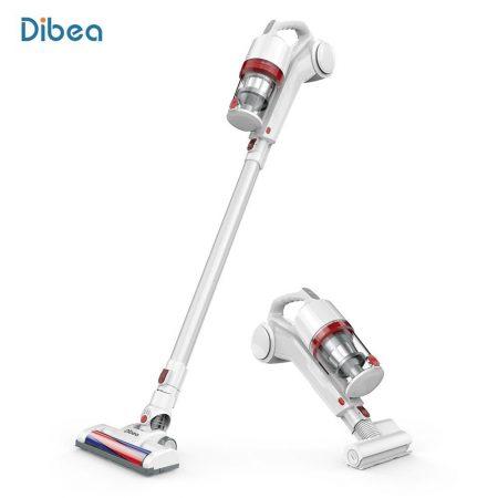 Ручной компактный пылесос Dibea DW200 Pro со скидкой