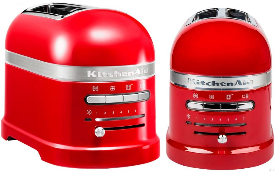 Дизайнерский тостер KitchenAid 5KMT2204