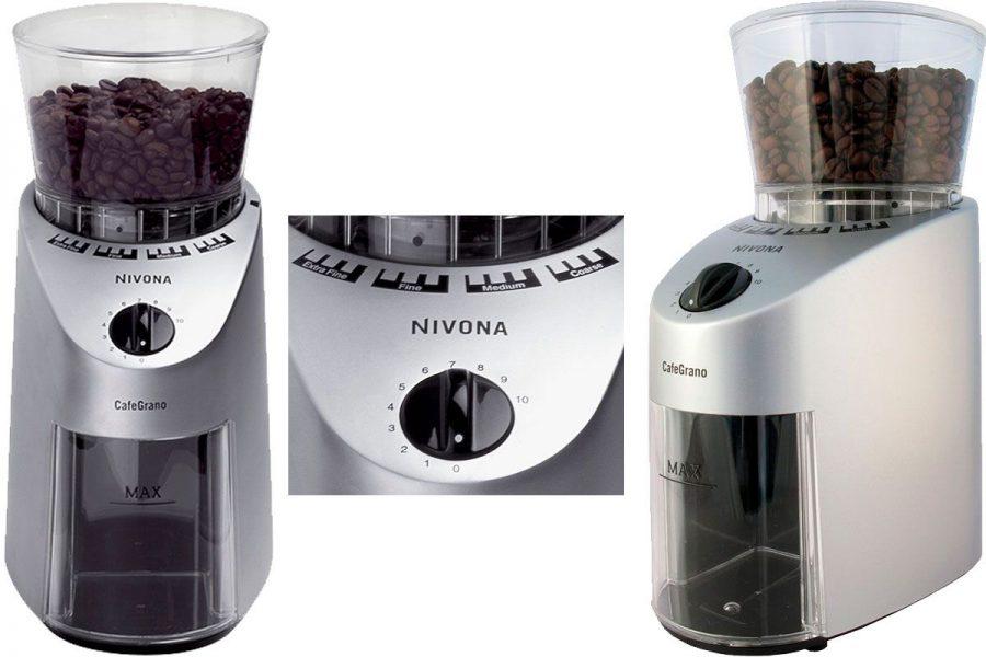 Электрическая кофемолка Nivona NICG 130 CafeGrano