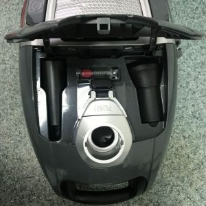 Обзор мешкового пылесоса Dauken DW870: классика качества