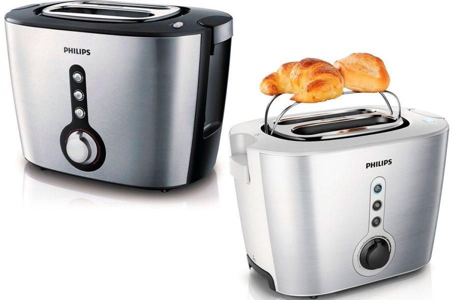Качественный дорогой тостер Philips HD 2636