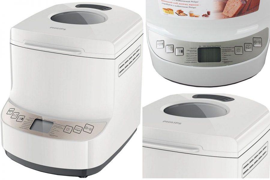 Отличная хлебопечка Philips HD9045