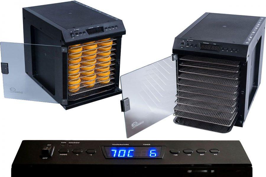 Электросушилка (дегидратор) для овощей и фруктов RAWMID Dream Modern DDM-11