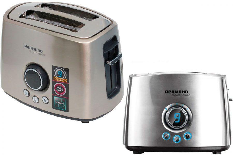 Хороший бюджетный тостер REDMOND RТ-M403