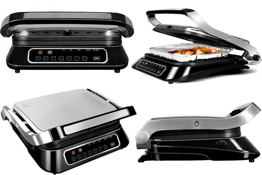 Контактный электрогриль Redmond SteakMaster RGM-M805