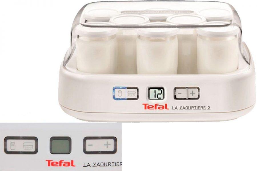 Качественная дорогая йогуртница Tefal YG500132