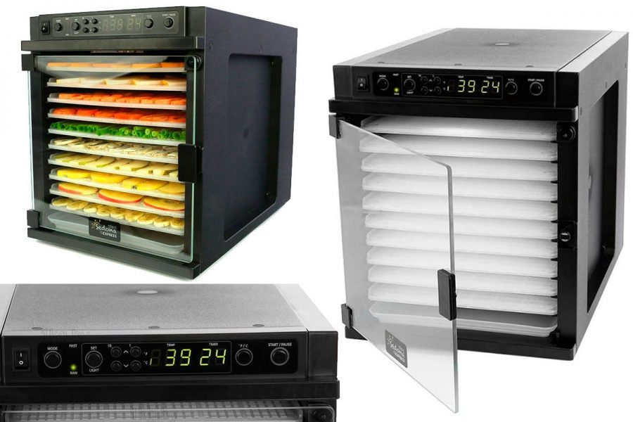 Электросушилка (дегидратор) для овощей и фруктов Tribest Sedona Express SD-6280