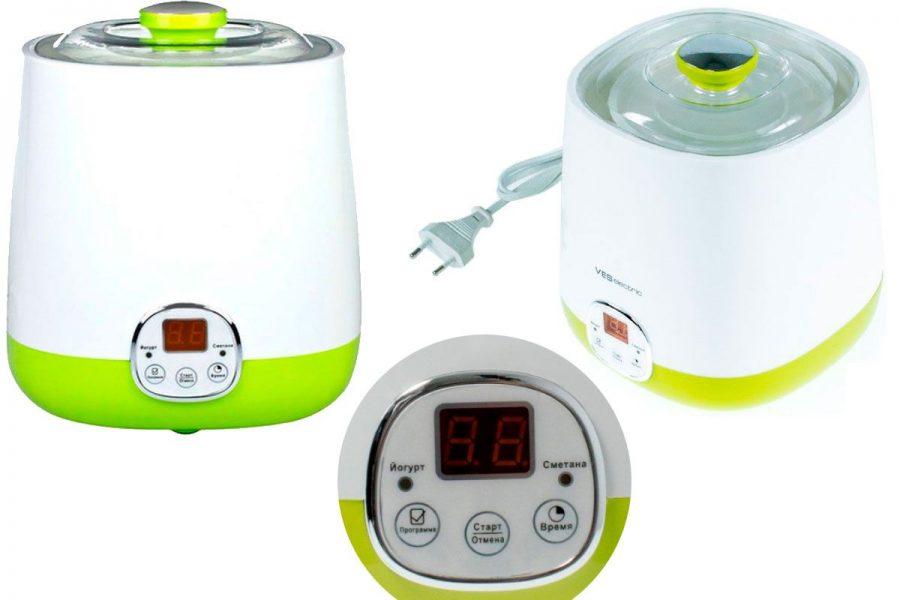 Бюджетная простая йогуртница VES VYM-2