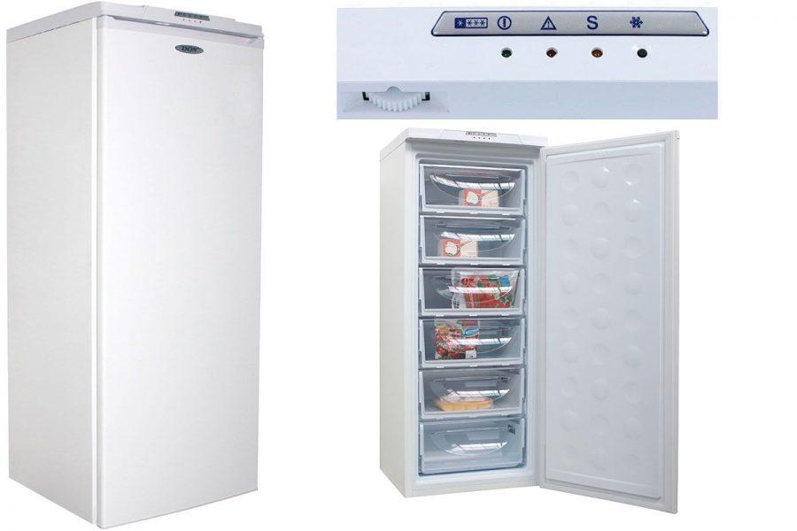 Бюджетный капельный морозильный шкаф DON R 106