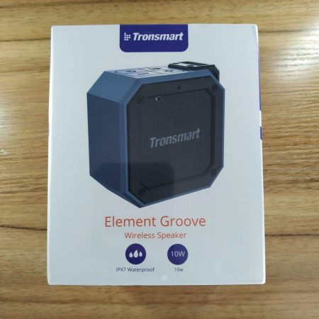 Обзор bluetooth-колонки Tronsmart Element Groove (Force Mini): мал, да удал