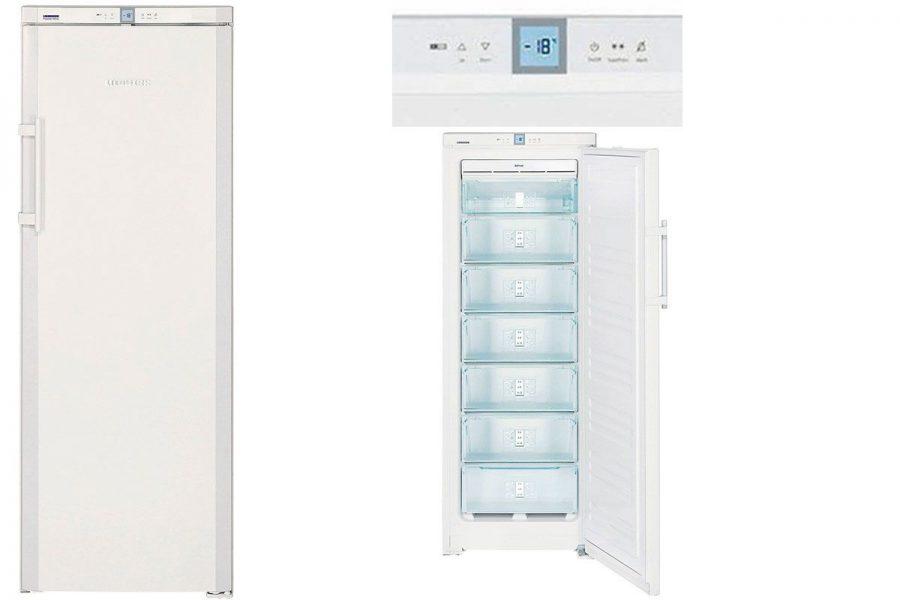 Отличный морозильный шкаф но-фрост Liebherr GNP 2756