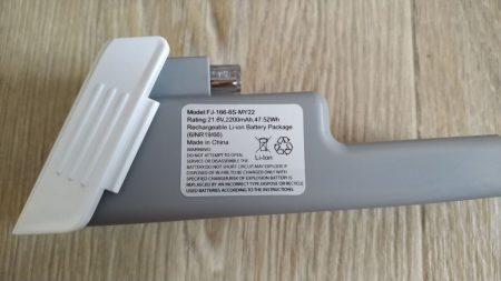 Обзор ручного пылесоса Alfawise FJ166A