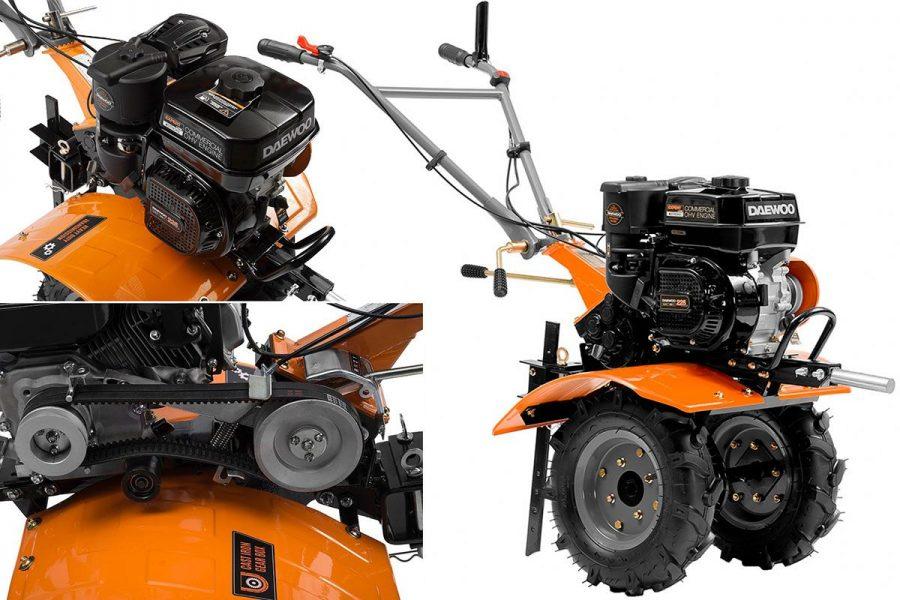 Хороший бензиновый мотоблок Daewoo Power Products DATM 80110