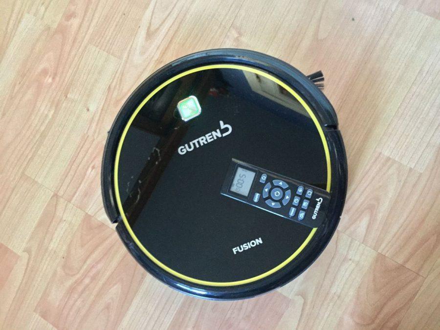 Обзор робота-пылесоса GUTREND FUSION 150