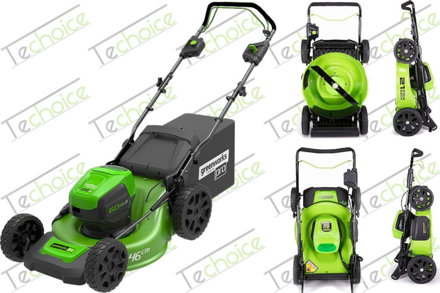 Greenworks GD60LM46SPK4