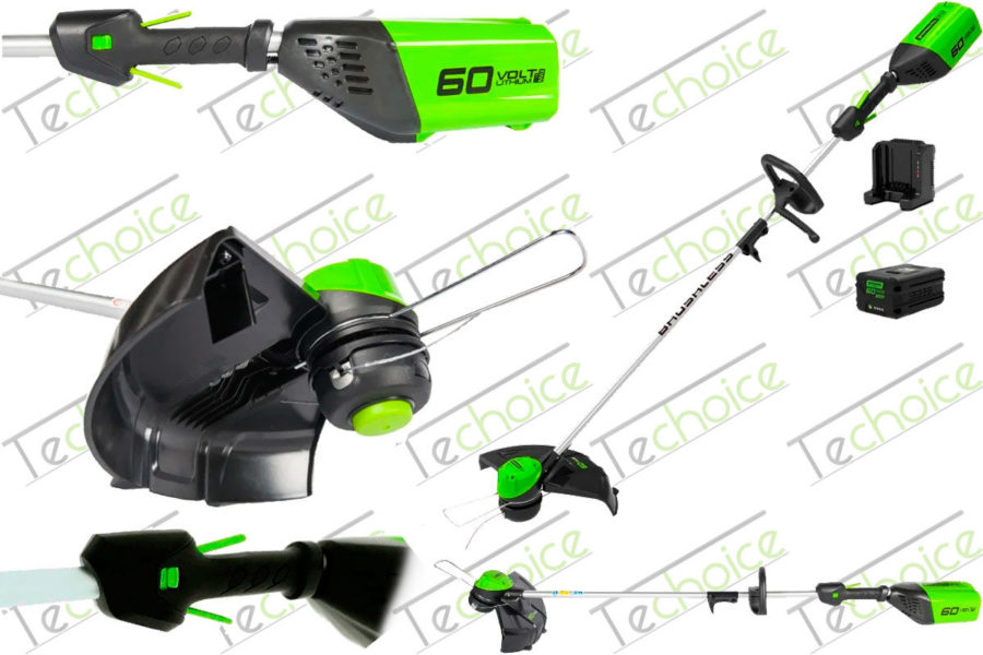 Greenworks GD60LTK2
