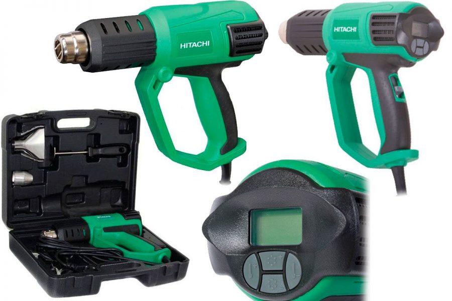 строительный фен Hitachi RH650V Case