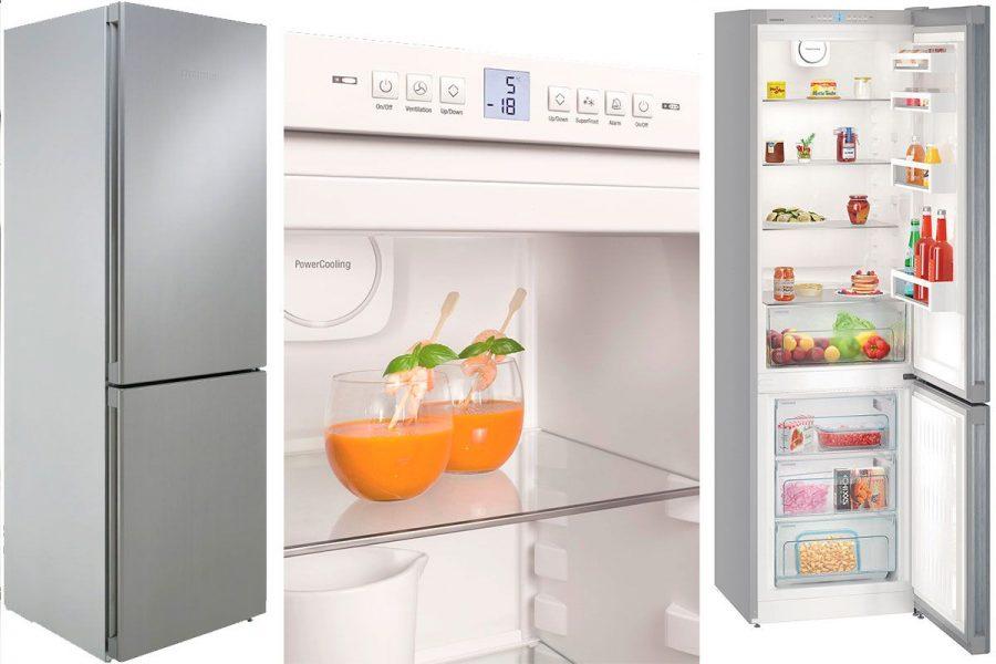 Капельный холодильник с нижней морозилкой Liebherr CPel 4813