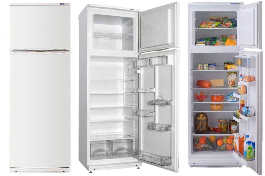 Холодильники Atlant с верхней морозилкой