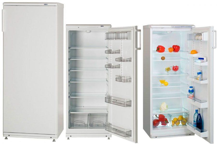 Однокамерные холодильники Atlant