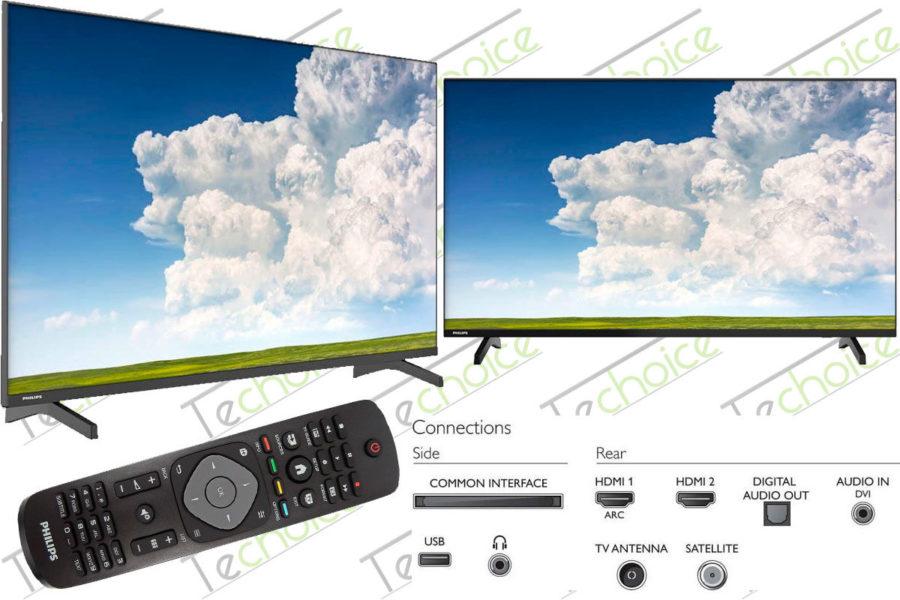 Телевизор Philips 32PHS5034