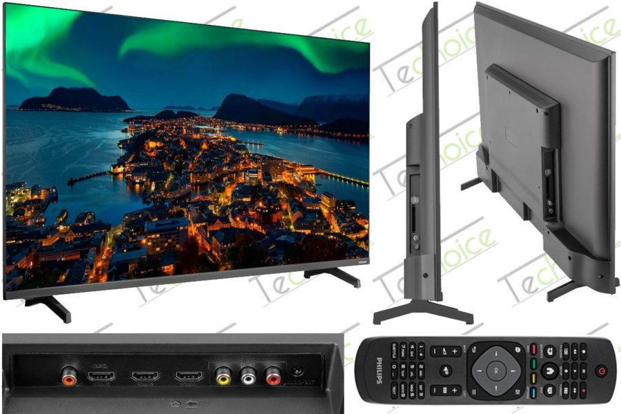 Телевизор Philips 43PFS5034