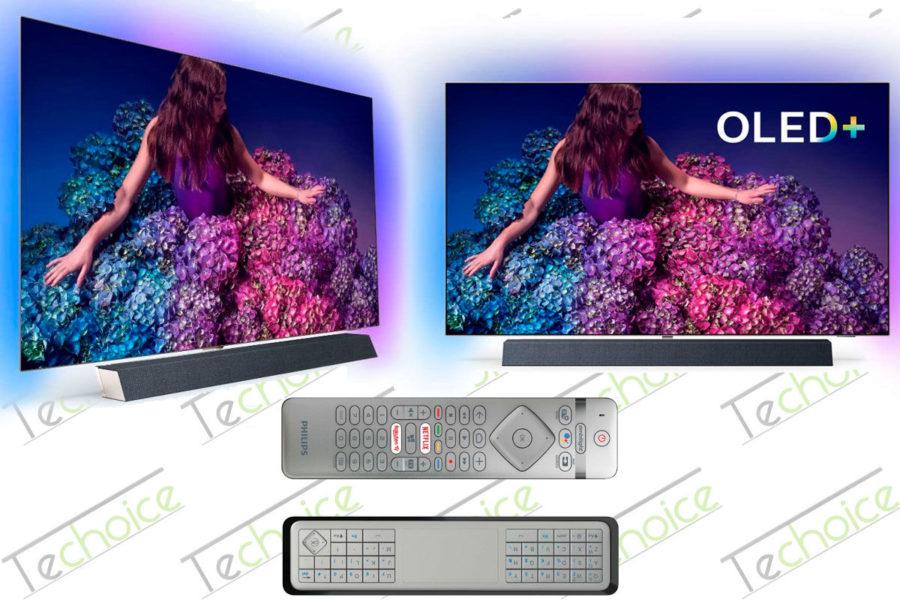Телевизор Philips 65OLED984