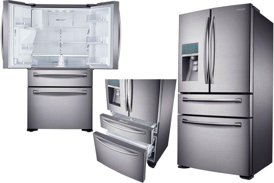 4-камерный холодильник Samsung RF24HSESBSR-WT