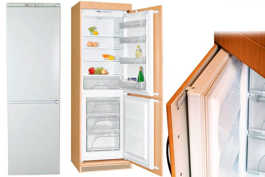 Встраиваемые холодильники Atlant