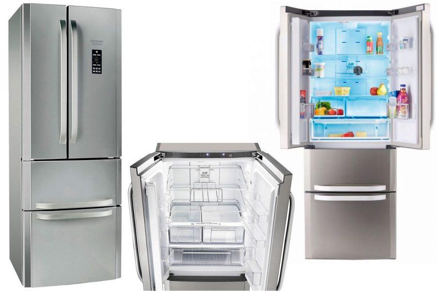 Многокамерные и Side-by-Side холодильники Hotpoint-Ariston