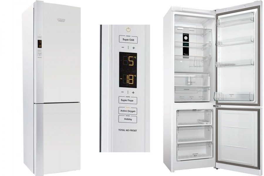 Холодильники Hotpoint-Ariston No Frost
