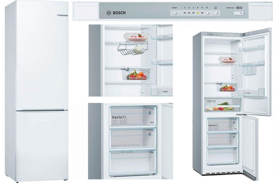 Холодильники Bosch с нижней морозилкой