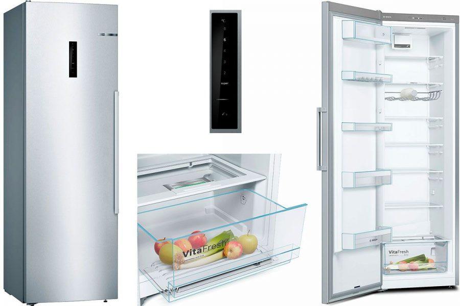 Отдельностоящие холодильники Bosch без морозильного отделения