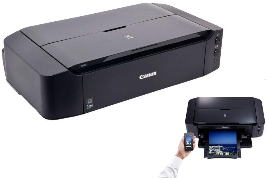 Хороший домашний струйный принтер Canon PIXMA iP8740
