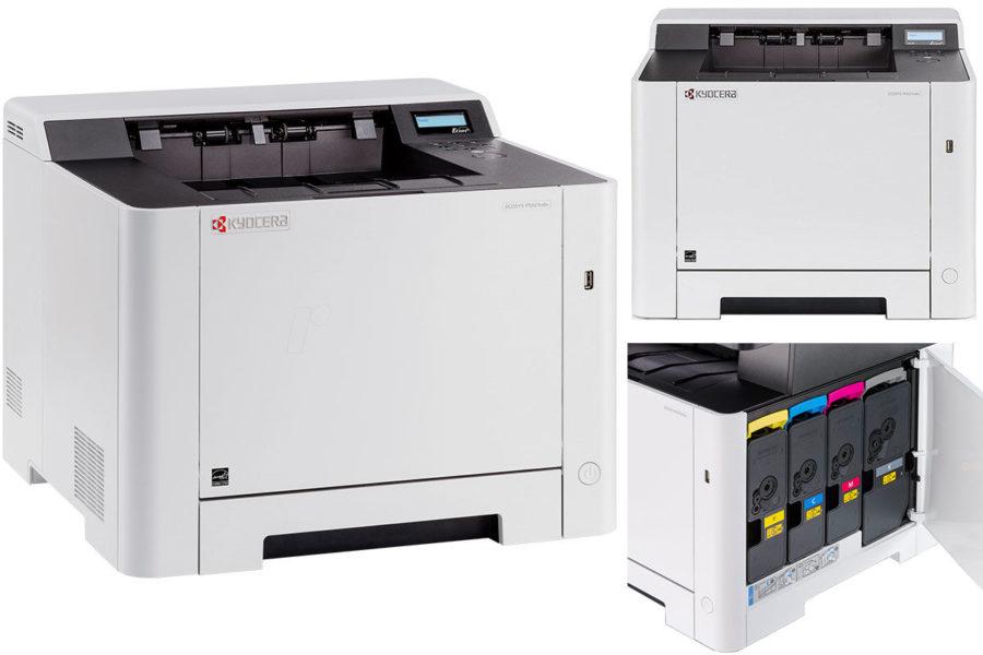 Хороший домашний лазерный цветной принтер KYOCERA ECOSYS P5021cdn